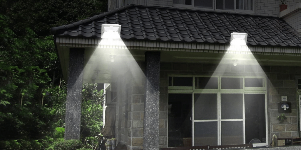 Best Solar Powered Gutter Lights