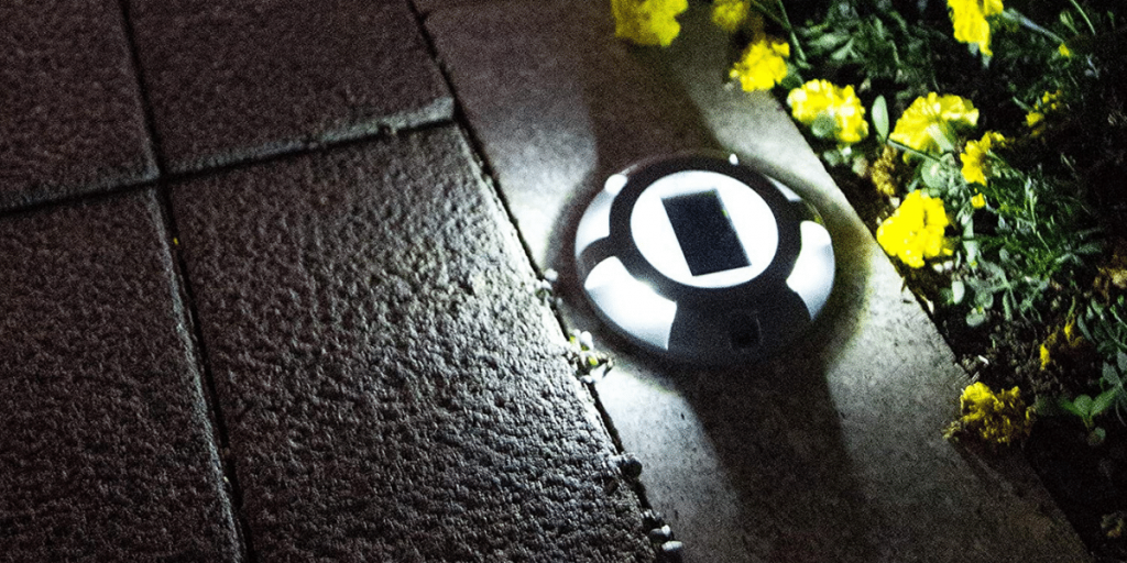 Best Solar Powered LED Puck Lights