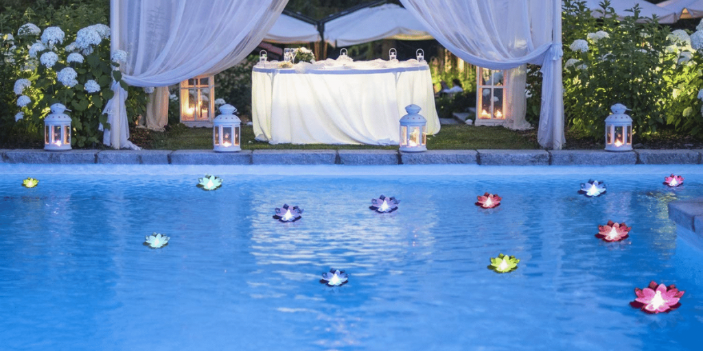 Best Waterproof Solar Powered Pool Lights